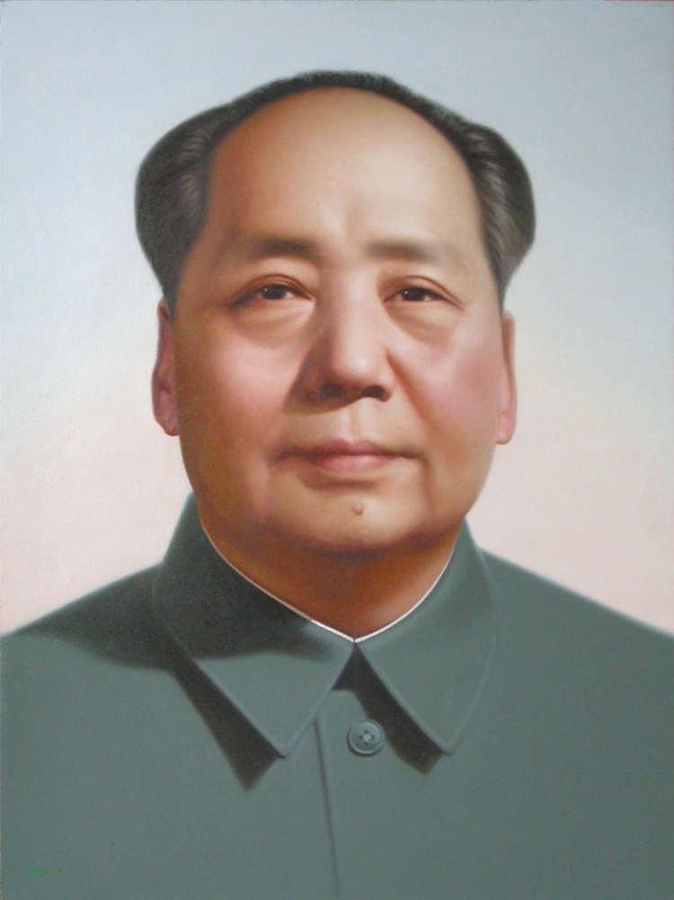 伟大领袖毛泽东主席
