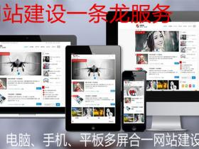 杨泽业为你提供网站制作服务